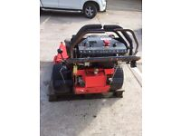"Ariens 48"" zero turn walk behind mower"