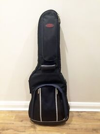 Stagg Gig Bag with Instrument Cable and Guitar Strap
