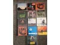 13 rock music cds