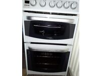 Hot point gas cooker in white portsmouth ick up only brought from new only used a couple of times