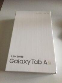Brand new Samsung galaxy tab