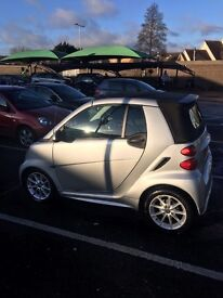 Excellent condition 2013 SMART FORTWO CABRIO// Covertible // 24,000 miles // Asking Price O.N.O