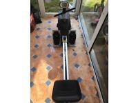 Rowing machine- York