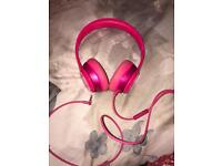 BEATS - pink, perfect working condition