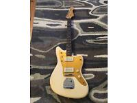 FENDER SQUIRE JAZZMASTER J MASCIS SIGNATURE WITH GIGBAG