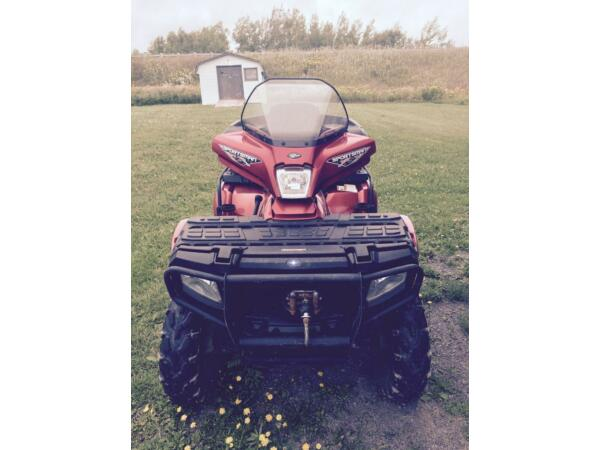 Used 2008 Polaris Sportsman 800 ho