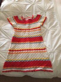 Brand new Next crochet dress