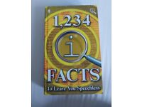 FREE QI Facts Book PENDING COLLECTION