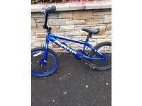 Bmx unleaded bike