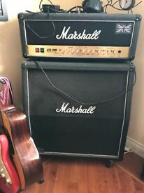 Marshall Jcm 2000 DSL amp & Jcm 900 cab