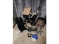 Stunning bugaboo cameleon 3 travel system 3in1