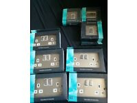Sockets and Light Switches Brand New