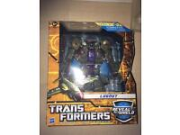 Transformers RTS Voyager Lugnut