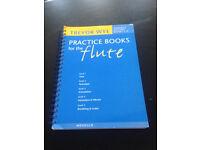 Trevor Wye Practise Books For The Flute (Omnibus 1-5)