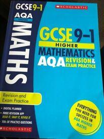 GCSE Maths revision textbook - higher tier