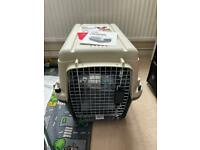 Pet Carrier / Airplane Box