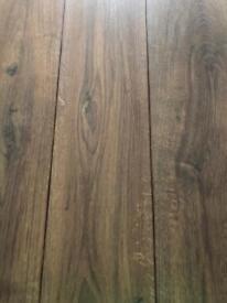 Laminate Flooring (V-Groove 8mm) - Premier Oak