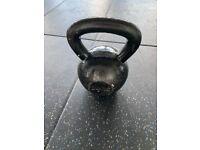 24kg Cast Iron Kettlebell