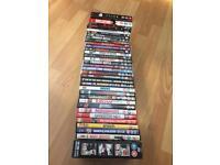 DVD's 31 plus 3 box sets