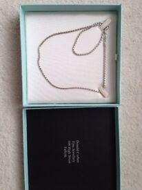 DONALD CORBETT FINE DESIGNER STERLING SILVER NECKLACE AND BRACELET