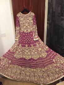 Asian Wedding dress brand new