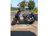 Yamaha BWS 125 (Zuma) £1450 ONO