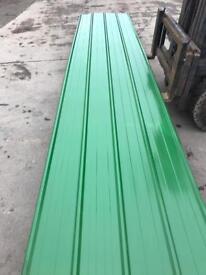 Galvanised Metal Roofing Sheets £5.80 per meter