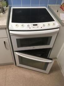 Zanussi cooker