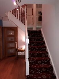 Double ensuite room and double room to let, Bridgend area, just 5 min from Derry