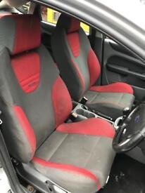 Ford Focus 2008 recaro sports seats
