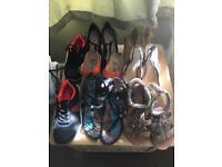 Job lot ladies Uk size 4 shoes