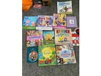 Children's selection of books