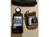 Sekonic 478l Dr with spot attach
