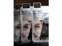 Bubble Purifying & Charcoal Face Mask