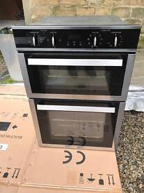 Double Integrated Electric Oven CDA Good Condition