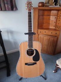 Blueridge BR-180 Acoustic Guitar