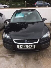 Ford Focus 1.6 automatic *only 72,000 miles*