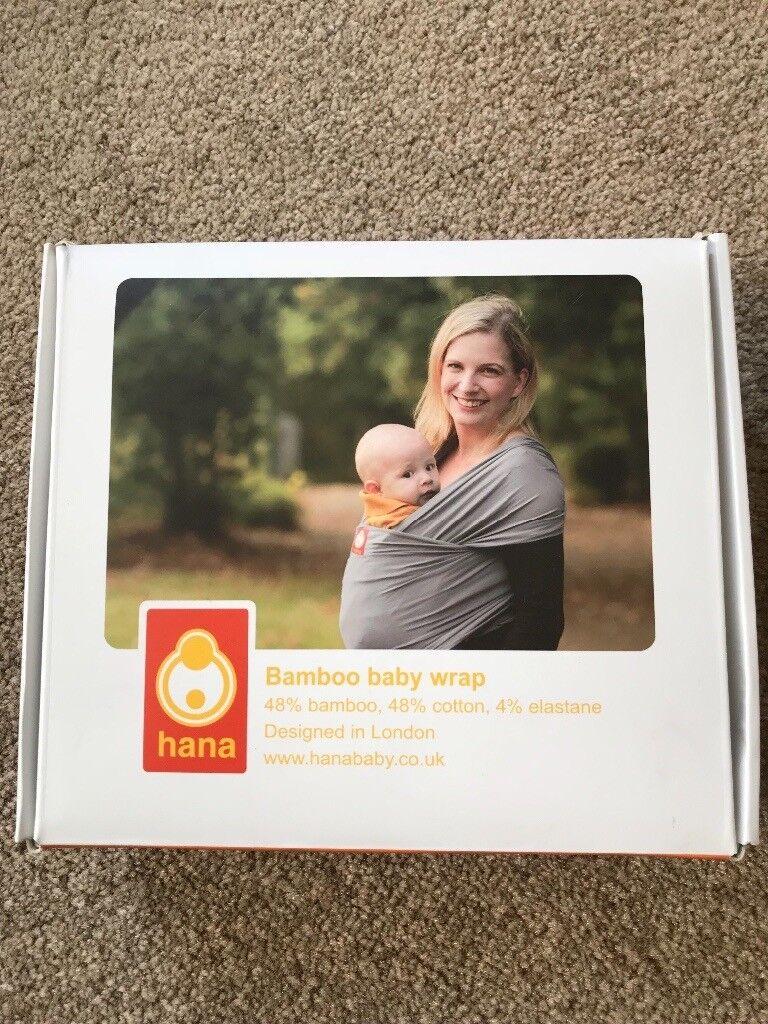 Hana Baby Sling Bamboo Wrap In Islington London Gumtree