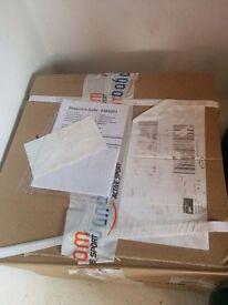 20kg dumbell set, unopened, brand new