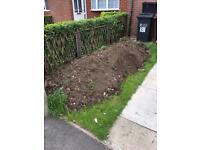 FREE Soil backfill