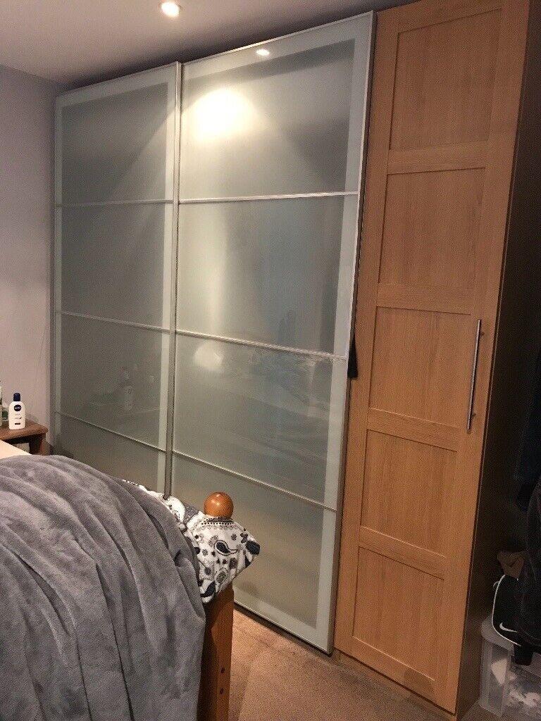 Ikea Pax Wardrobe With Sliding Doors In Hertford Hertfordshire Gumtree