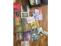 Books 46 second hand stories and education PRICE NEGOTIABLE