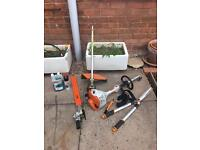 2015 Stihl Combi HS56 With Accessories