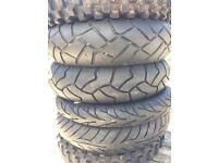Bike tyres FOR SALE NEW/USED