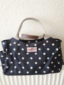 Cath Kidston polka dot bag