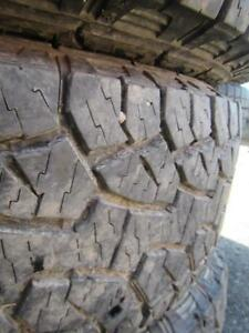 4---P235/70R16 Hankook DynaPro AT-M---All Season