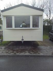 New Caravan For Hire At Parkdean Mullion Park In Cornwall UK Caravan