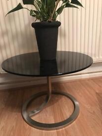 Natuzzi side table
