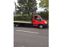 Iveco 2008 6,5 ton 18,5 foot bed