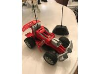 Lego Red Beast Radio Controlled Racer (Retired)
